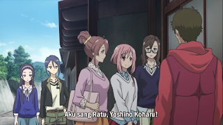 DOWNLOAD Sakura Quest Episode 4 Subtitle Indonesia