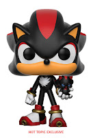 Pop! Games: Shadow with Chao Hot Topic