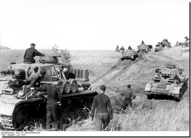 The Soviet-German War 1941 - 1945