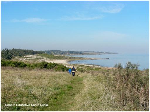 Playa la Colorada Montevideo - Chacra Educativa Santa Lucía