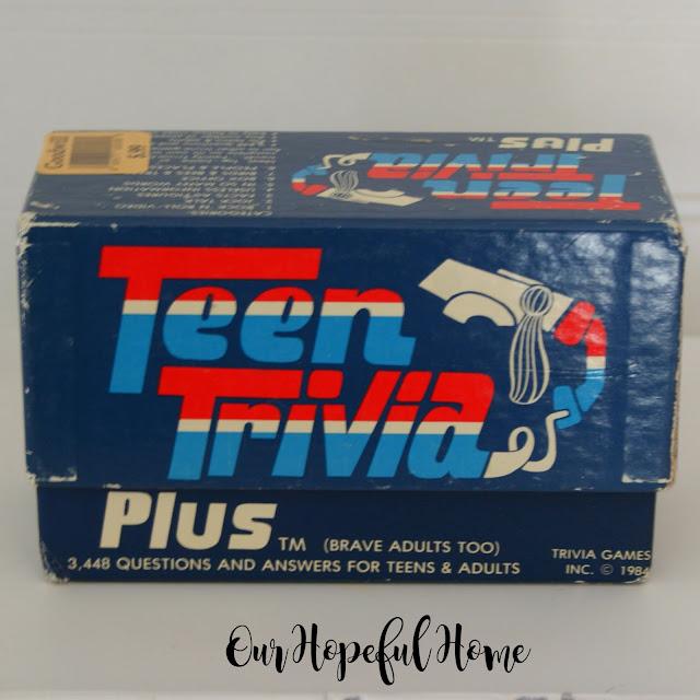 Teen Trivia Plus