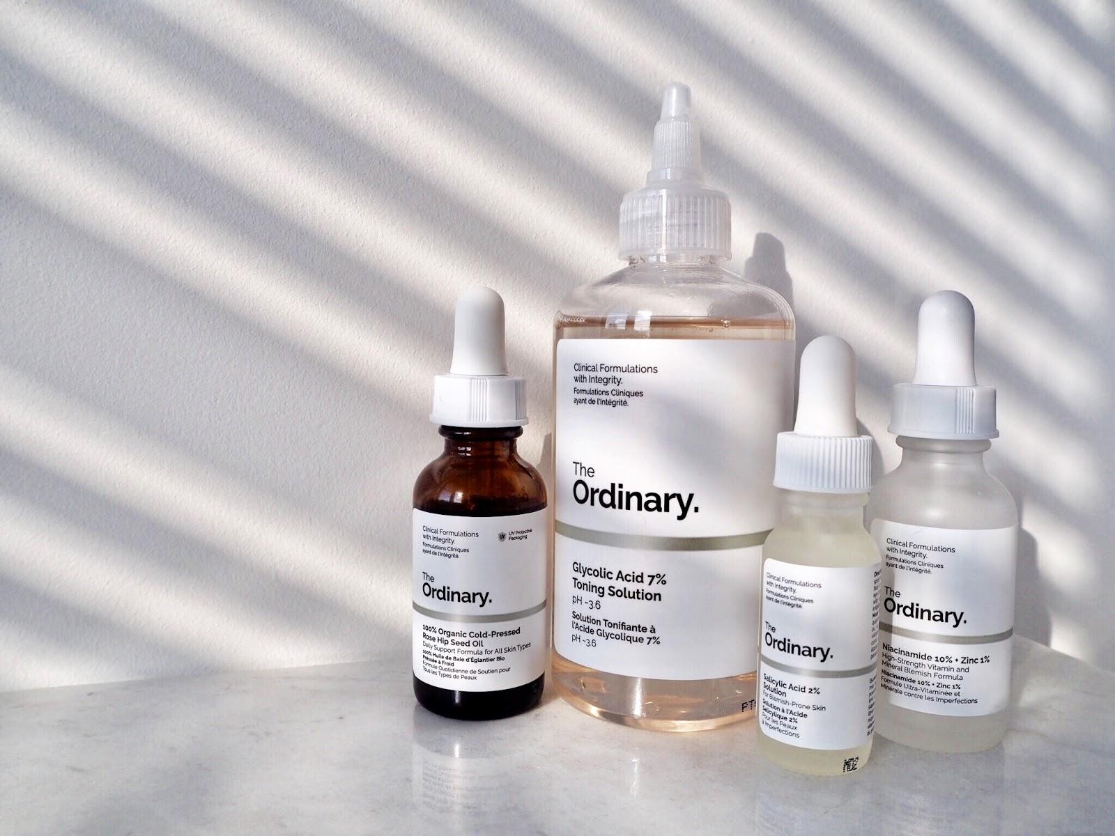 The Ordinary Deciem Skincare