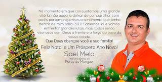 Resultado de imagem para MENSAgem naTALINA DE SAEL MELO