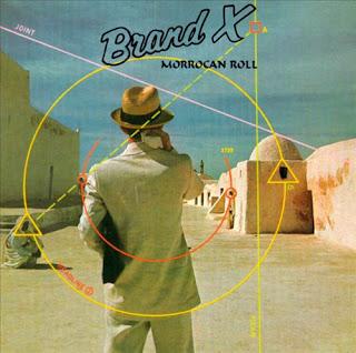 Brand X's Morrocan Roll