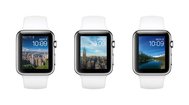 Apple Watch supera 1,7 bilhões de dólares em em cinco meses