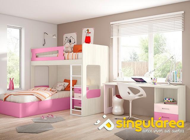 Blog dormitorios juveniles com dormitorios juveniles con - Habitaciones juveniles en valencia ...