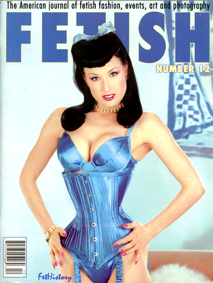 Dita Von Teese, Fetish magazine, no. 12