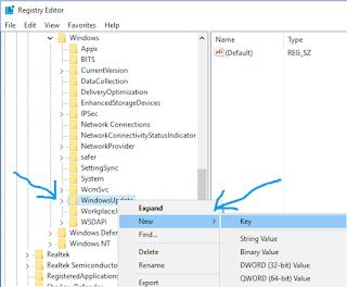 Cara Mematikan (disable) update otomatis Windows 10 secara aman dan permanen