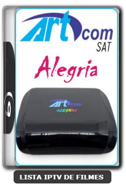 Artcom Alegria Nova Atualização Modificada SKS 61w ON - 22-02-2020