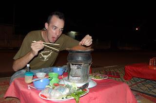 Carlo Capotorto di Bergamo in viaggio per il mondo - Laos