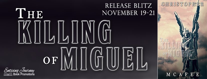 The Killing of Miguel Release Blitz