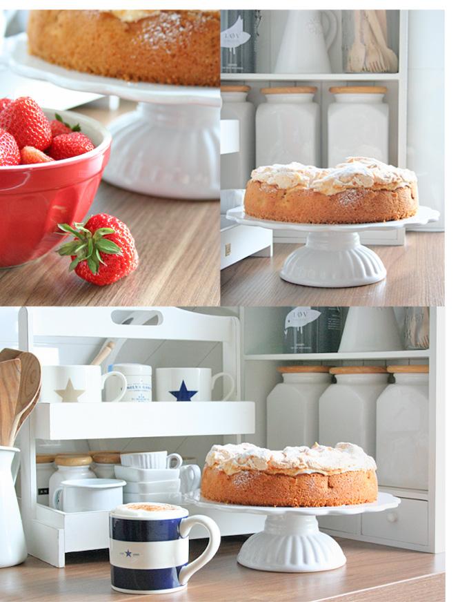 Schneller kuchen nur mit eigelb  Appetitlich FotoBlog