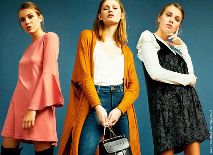 MODA OTOÑO INVIERNO 2018: LOOKS SQUARE. Entre lo casual chic y lo urbano, la colección Square otoño invierno 2018 reúne todo lo necesario para lograr looks llenos de estilo que responden a las últimas tendencias de la moda del otoño invierno 2018.