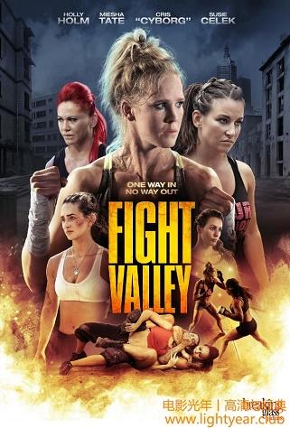 Chiến Binh Báo Thù - Fight Valley