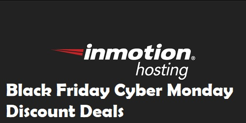 InMotion Hosting Black Friday Deals