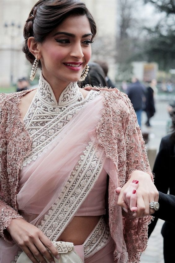 Wonderful Look Of Gorgeous Sonam Kapoor