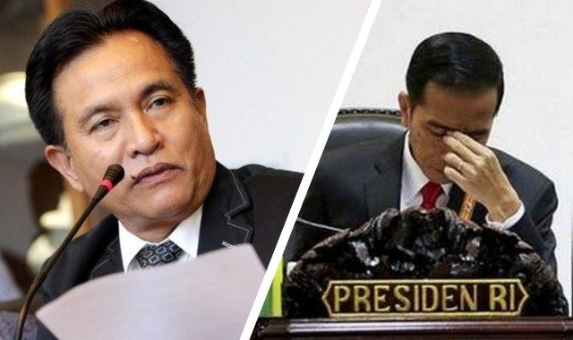 Mantan Menteri Yang Pernah Dipecat Gusdur Ini Makin Beringas, Tuduh Jokowi Takut Pada Tekanan China Soal....