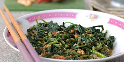 Resep Sayur Kangkung