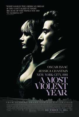 A Most Violent Year 2014 DVD R1 NTSC Latino