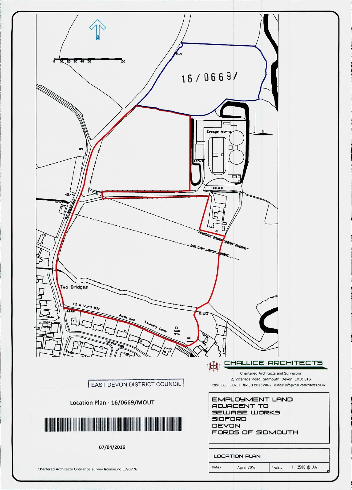 Futures Forum Sidford Business Park Gtgtgt Planning Application Plans
