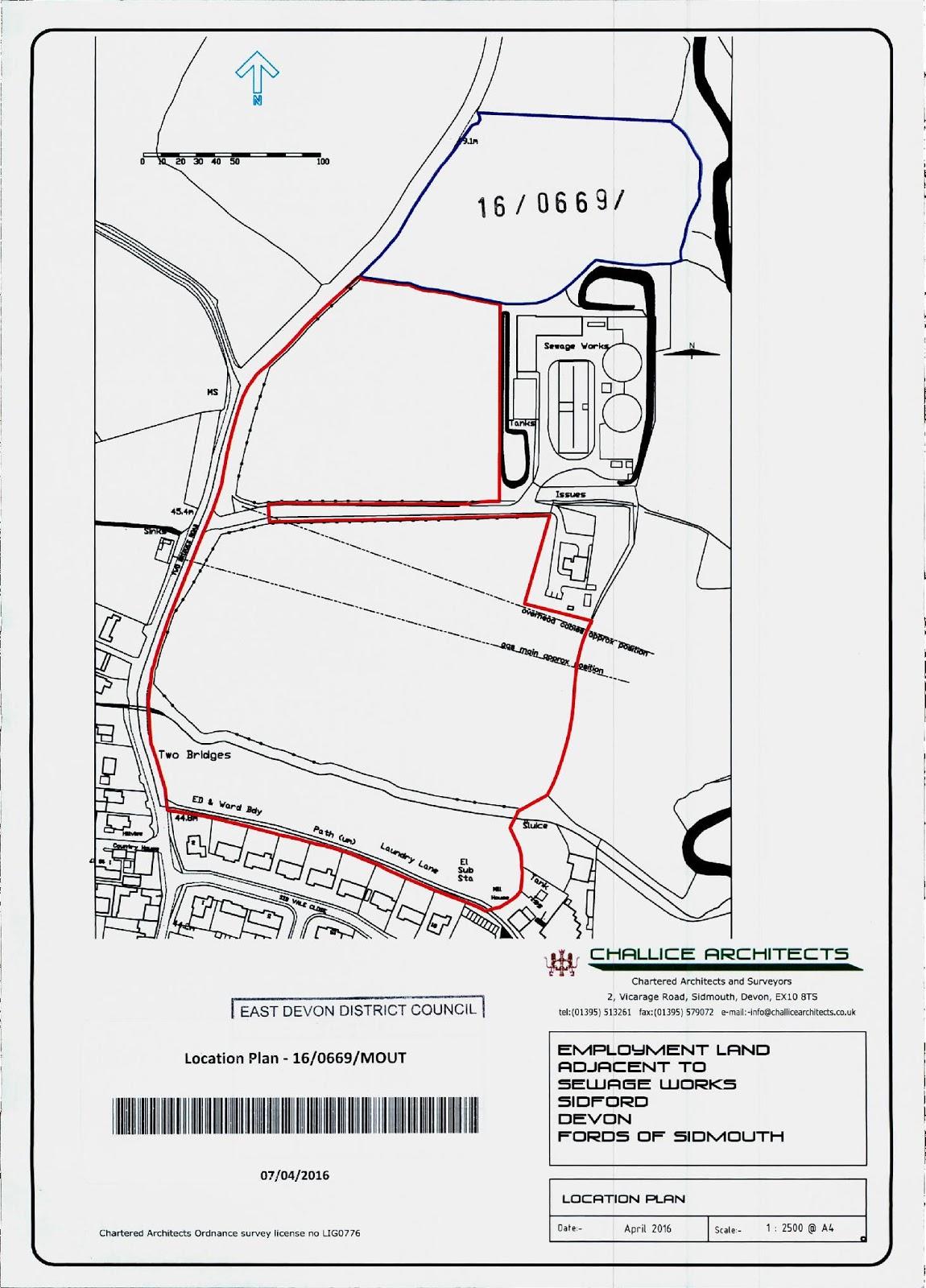 Futures Forum Sidford Business Park Gtgtgt Planning Application Plans