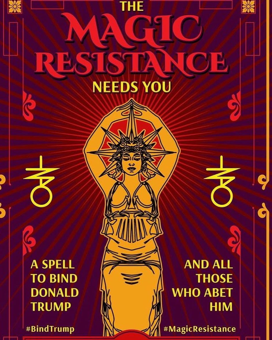 Secret Transmissions: The Man Behind the Magic Resistance