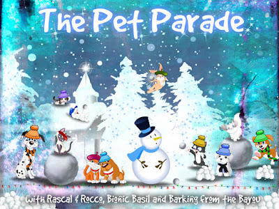 Pet Parade Winter banner
