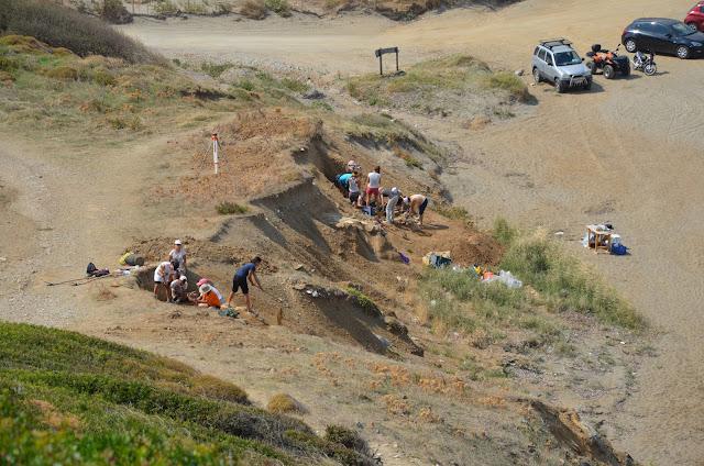 Excavations at Kephala site on Greek island of Skiathos completed