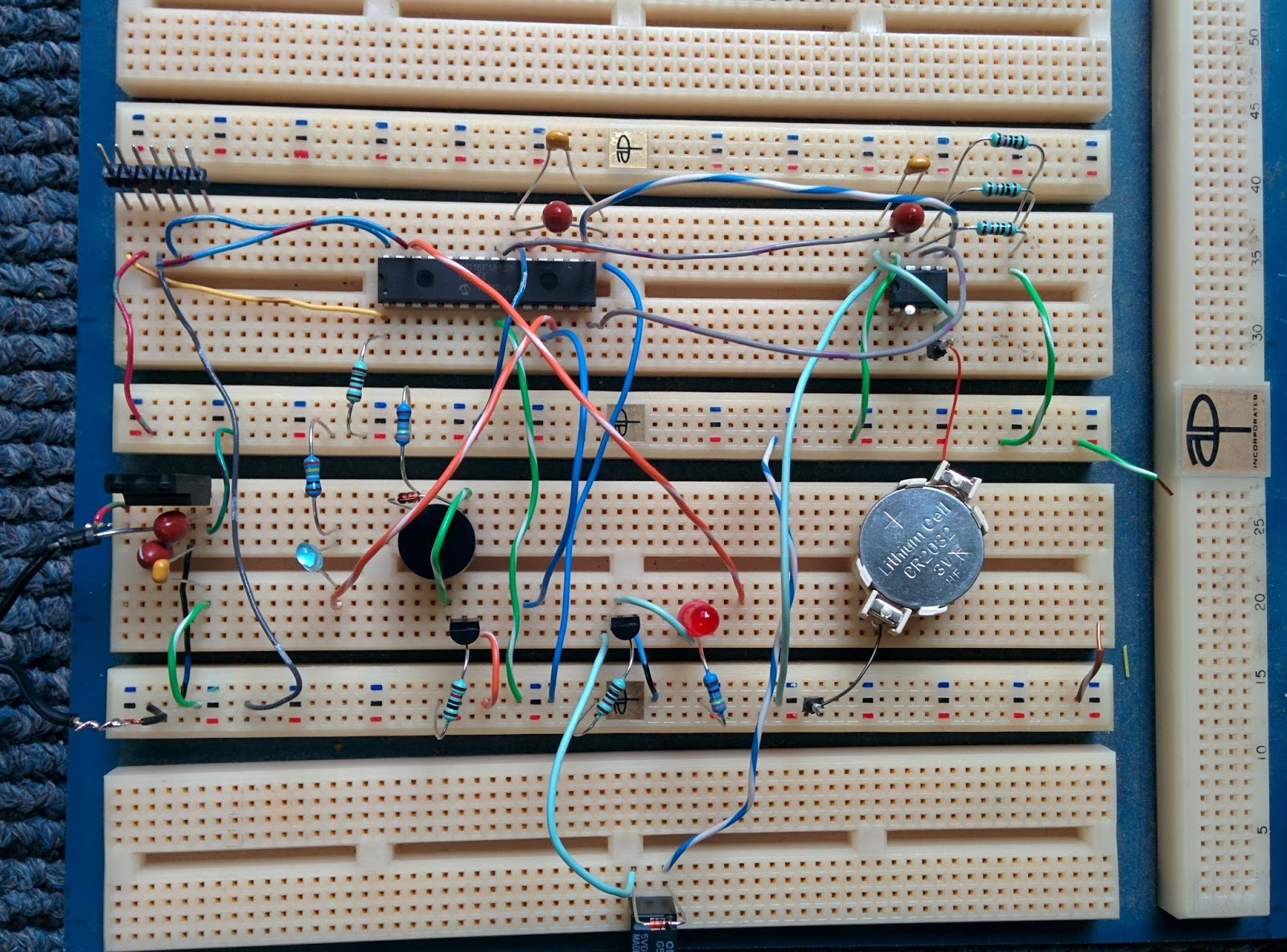 Timer Based Projects Electronics Proojects