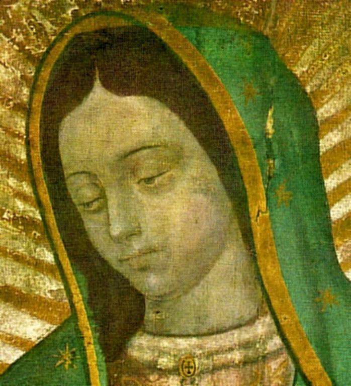 Nossa Senhora de Guadalupe, México, padroeira da América