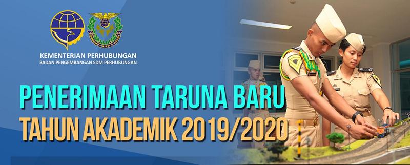 Penerimaan Taruna Baru 2019/2020