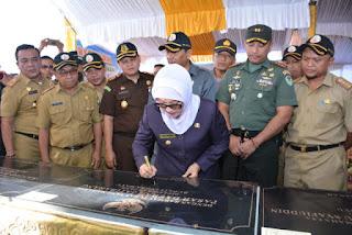Bupati Indramayu Resmikan RSUD Mursid Ibnu Syafiuddin dan Pasar Daerah Jatibarang