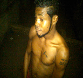 DJ BRYTOS OF NIGERIA, DISCLOSED HIS NOT YET TATOO!!!