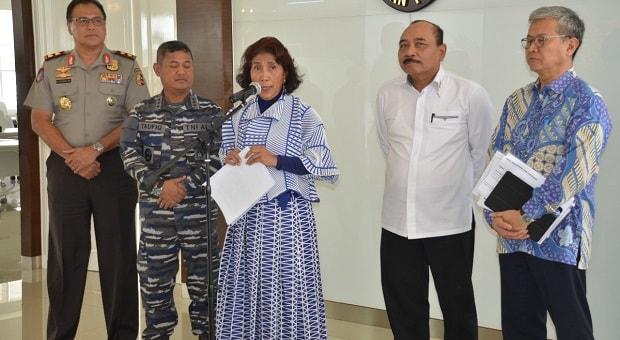 Bakamla RI Dukung Upaya Pemerintah Kapal Catrang Kembali Melaut