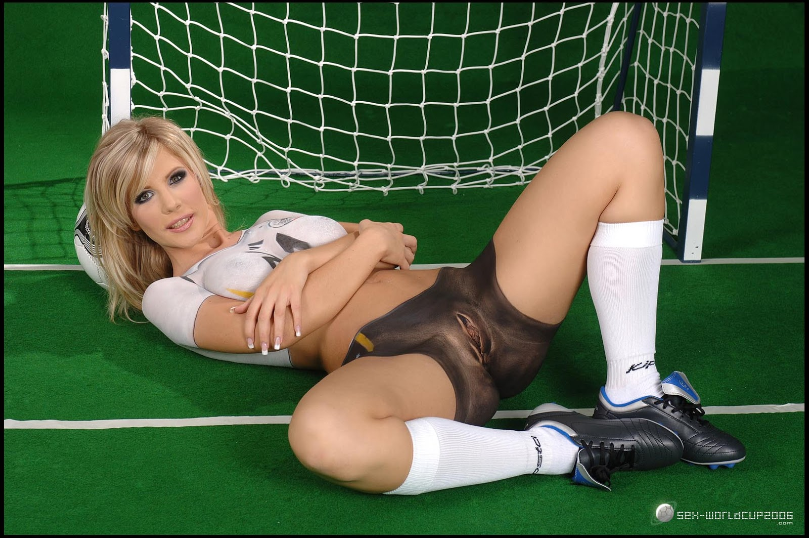 Sexy Naked Girls German Football Girls Talent-2901