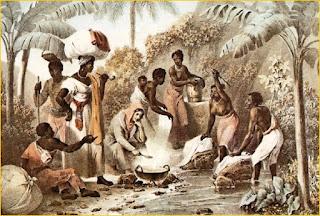 Escravidão no Brasil - Vida nos Quilombos