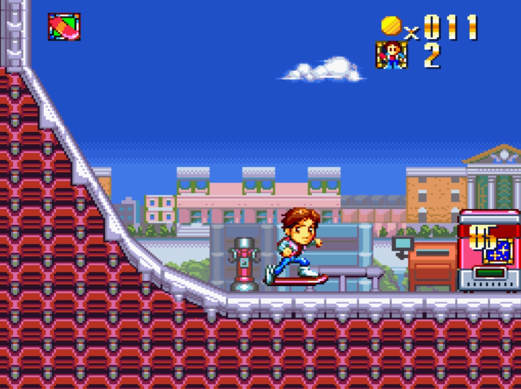 Deadpan Flook and The Blog Of Stuff!: Back To The Future Games