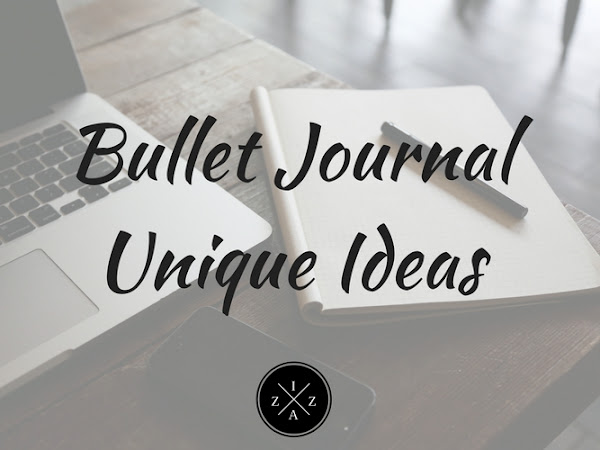 Bullet Journal Unique Ideas