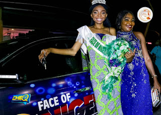 Winner Face Of Nigeria World 2017
