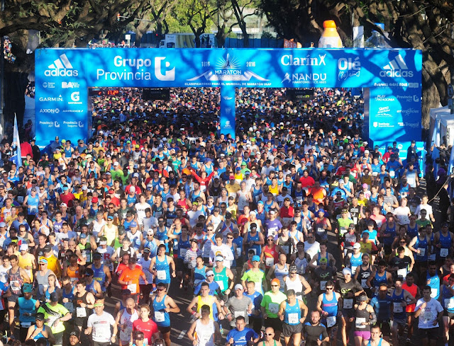 Maraton Buenos Aires 2016