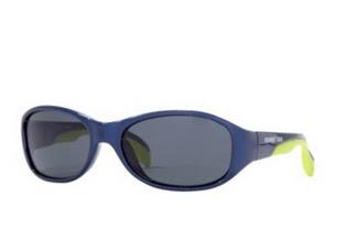 Gafas Vuarnet Kids en azul y verde