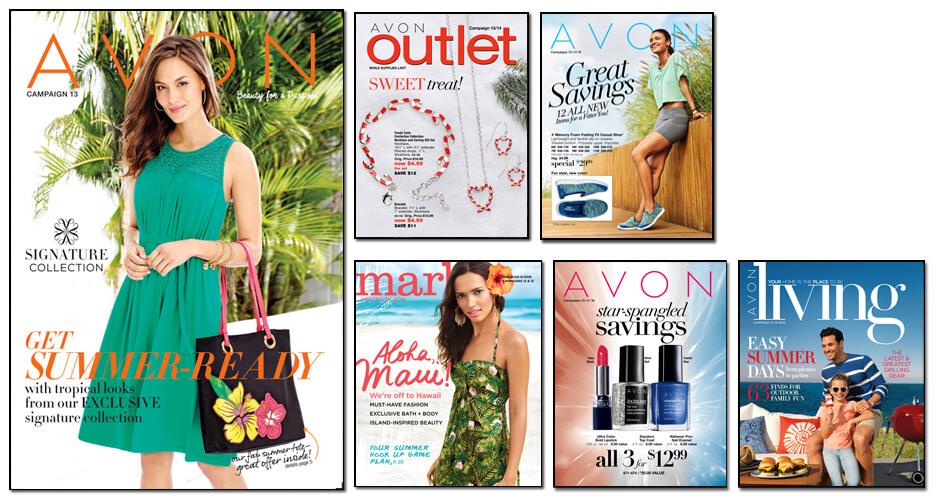 Avon Campaign 13 2016 Brochure