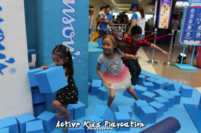 #TeamBorneaKids at Active Kids Playcation