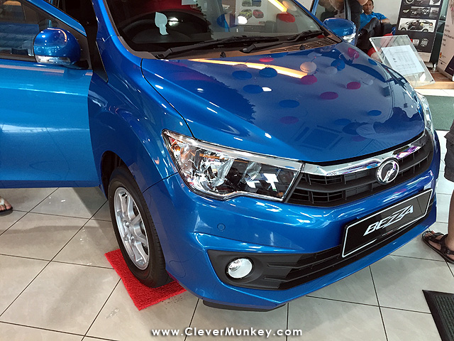 Perodua Bezza Test Drive (Review) - CleverMunkey  Events