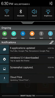 Windows 8 Rom for Flare S3 Power Preview 4