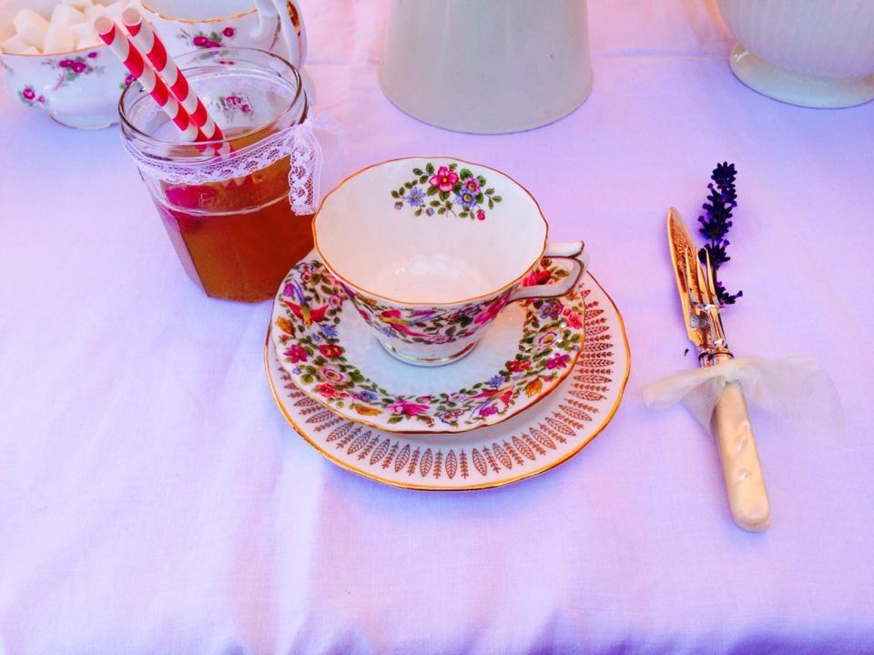A Christmas Tea Party