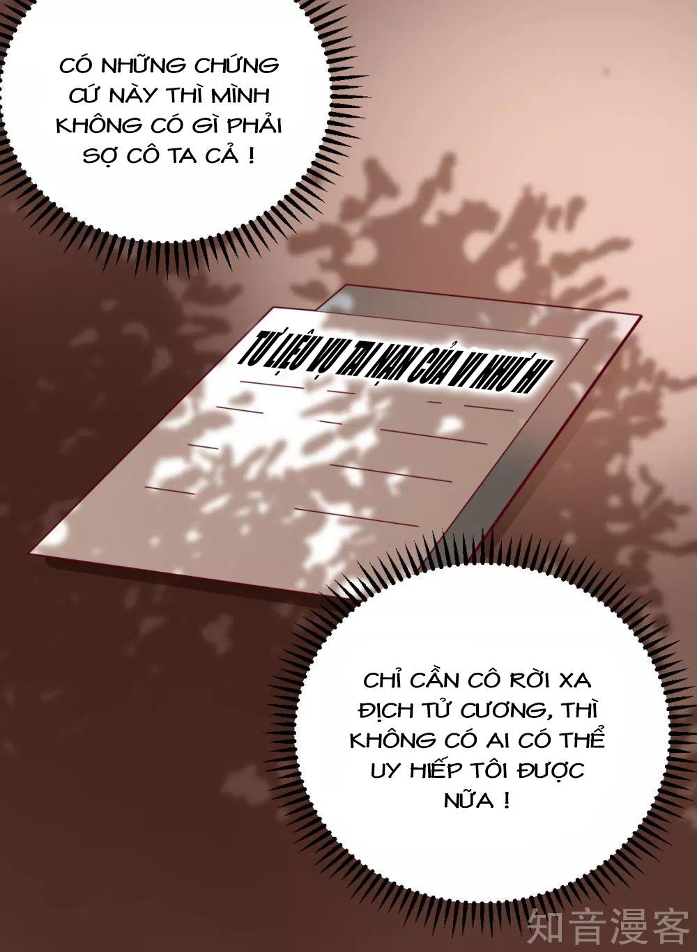 Cường Thế Tù Ái - Địch Thiếu Đừng Xằng Bậy chap 28 - Trang 18