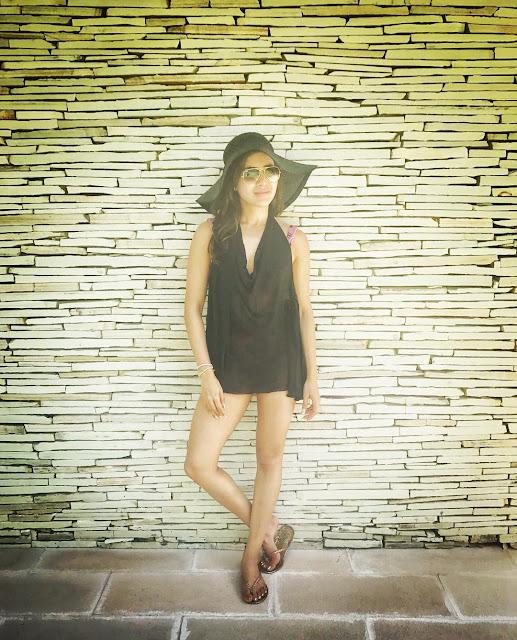 Actress Samantha Hot pics in Maldives