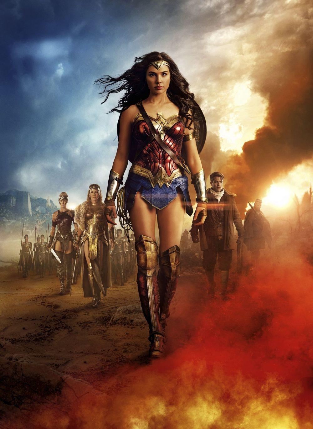 Review Wonder Woman 2017