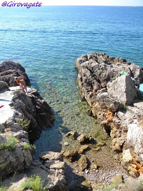 krk veglia croazia mare
